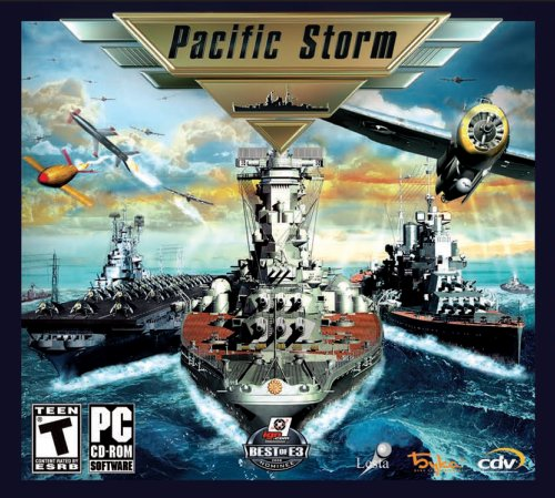 Pacific Storm (Jewel Case) (Game Pc Storm Pacific)