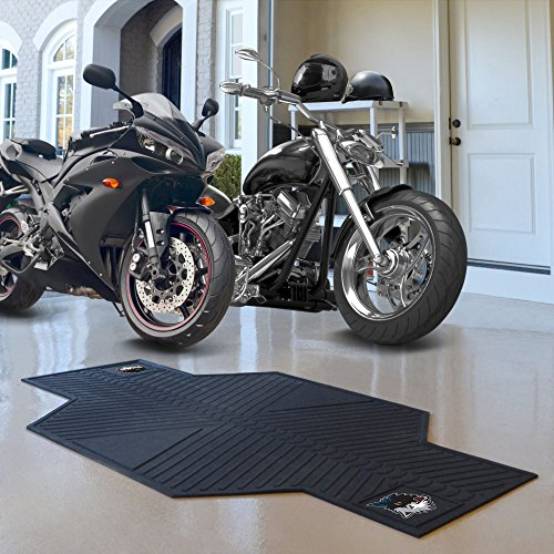 NBA Motorcycle Mat (Minnesota Timberwolves) (5/16''H x 42''W x 82 1/2''D) by Fanmats