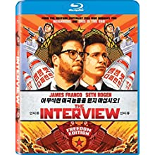 The Interview (Blu-ray + UltraViolet) (2014)