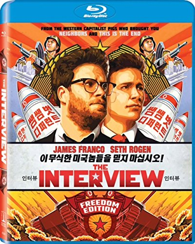 The Interview (Blu-ray + UltraViolet)