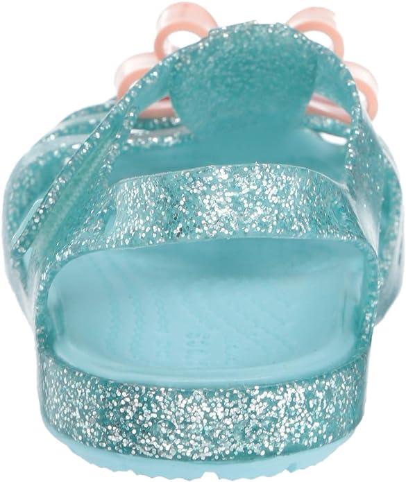 Crocs Girls Isabella Bow Sandal K Flat