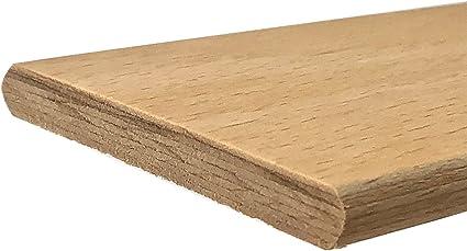 Cortassa - 3listones curvos, de madera de haya, repuesto para ...