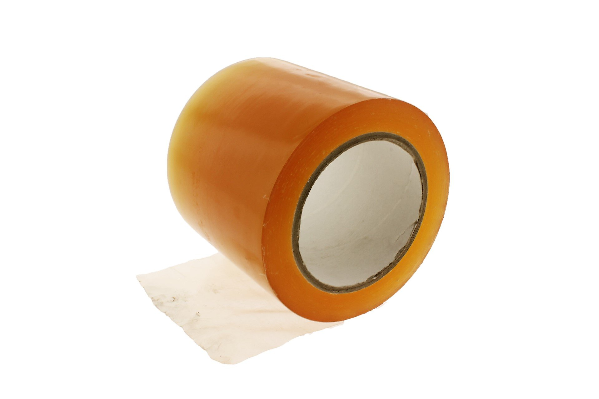4'' General Purpose Clear Insulated Adhesive PVC Vinyl Sealing Coding Marking Electrical Tape (3.76 in 96MM) 36 yard 7 mil