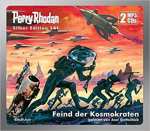 Perry Rhodan - Feind der Kosmokraten (Silber Edition 141)