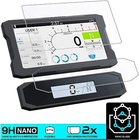 Speedo Angels Nano Glass Displayschutzfolie Tachoschutzfolie Für Crf1100l Africa Twin 2020 X 2 Auto
