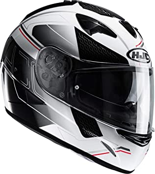 HJC tr de 1 – Cetus/MC10 – integralhem/ – Casco deportivo/motocicleta