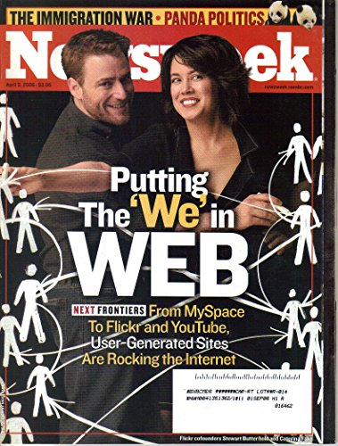 Newsweek Ammunition, Vol. CXLVII, No. 14 (April 3, 2006)
