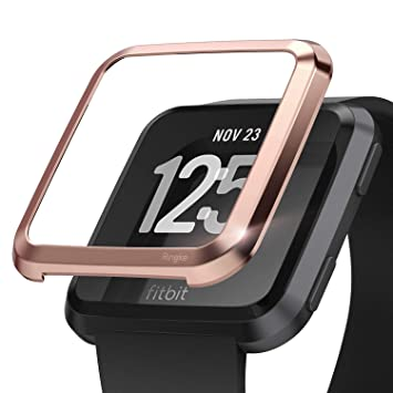 Ringke Bezel Styling Diseño para Funda Fitbit Versa (por Fitbit Versa SmartWatch) - FW-V-02