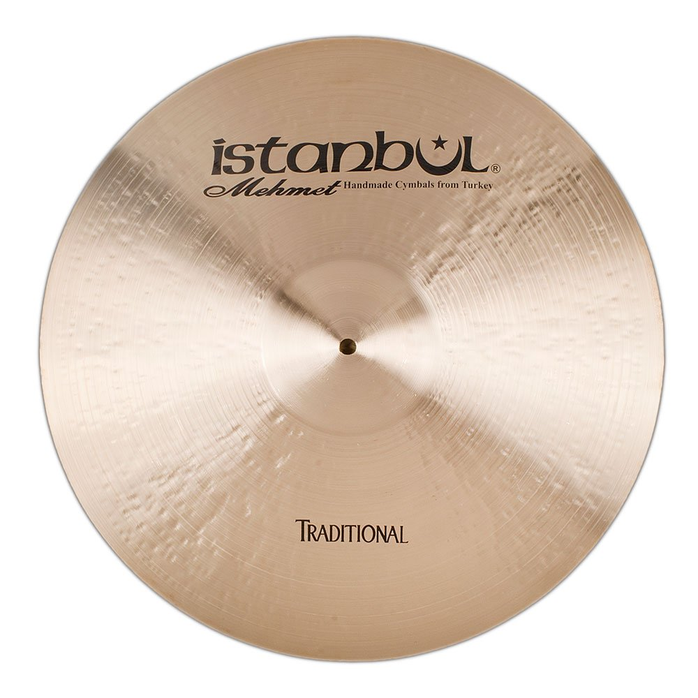 Istanbul Mehmet Cymbals Traditional Series ROR19 19-Inch Original Ride Cymbals