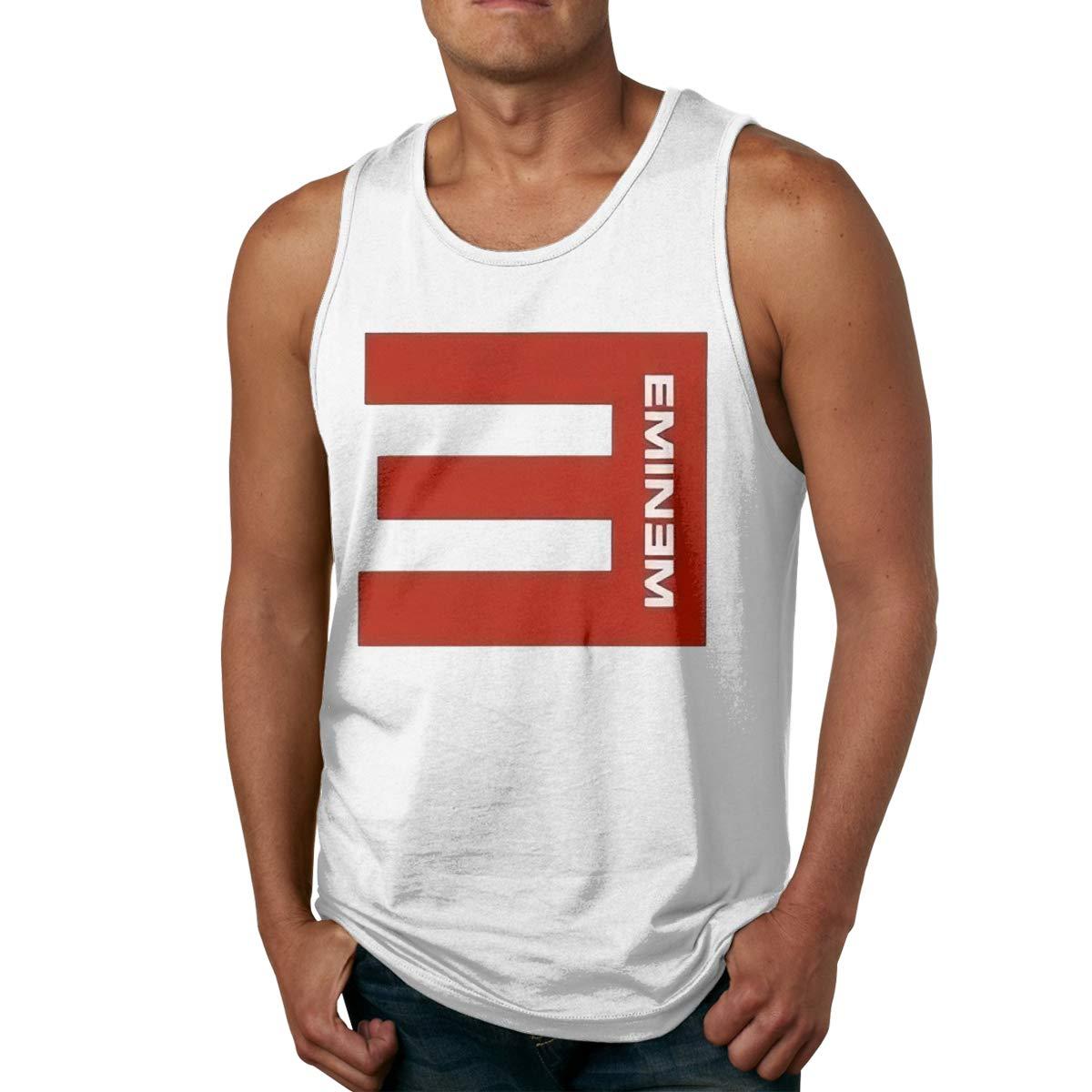 Dabson Eminem Red Logo S Tank Top Shirt