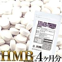HMB サプリメント(サプリ)どっさり約4ヶ月分 (HMB, 1袋)