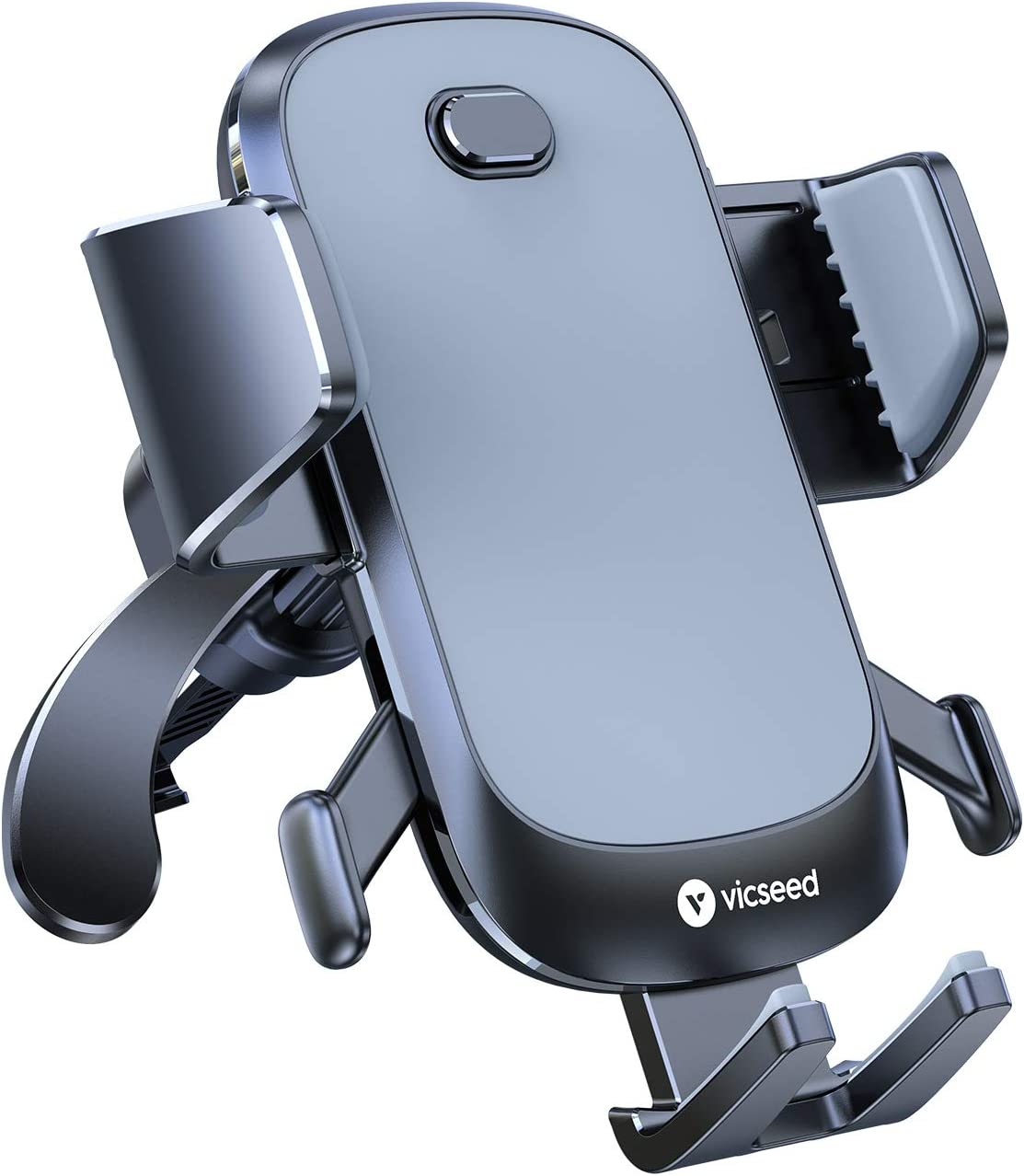 Upgraded Auto Clamp Cell Phone Holder for Car