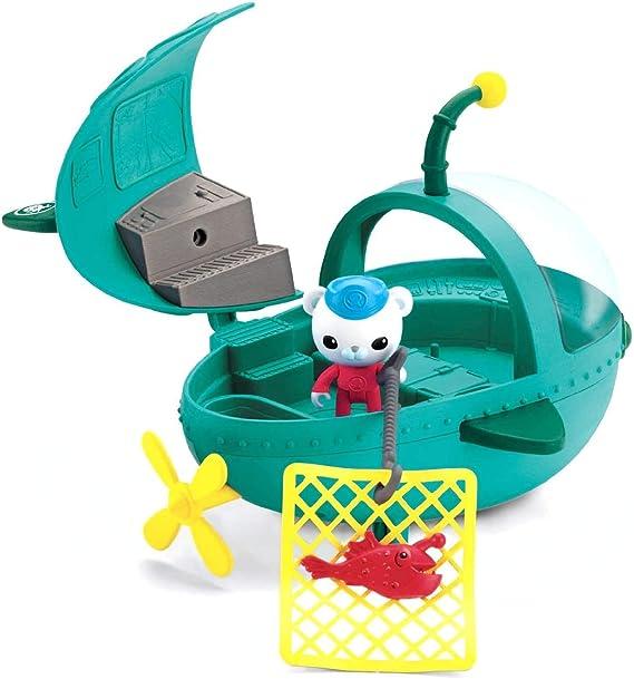 Octonauts - Nave A Misión Submarina (Mattel T7014