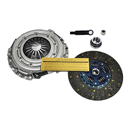 EFT HEAVY-DUTY CLUTCH KIT 88-95 CHEVY GMC C G K V P 1500 2500 3500 4.3