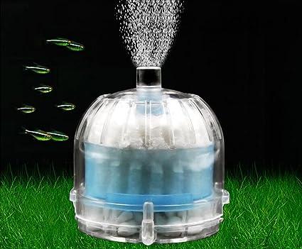 amazon com londafish aquarium biochemical activated carbon filter