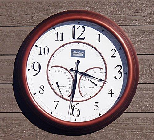 24 inch outdoor clock - 7
