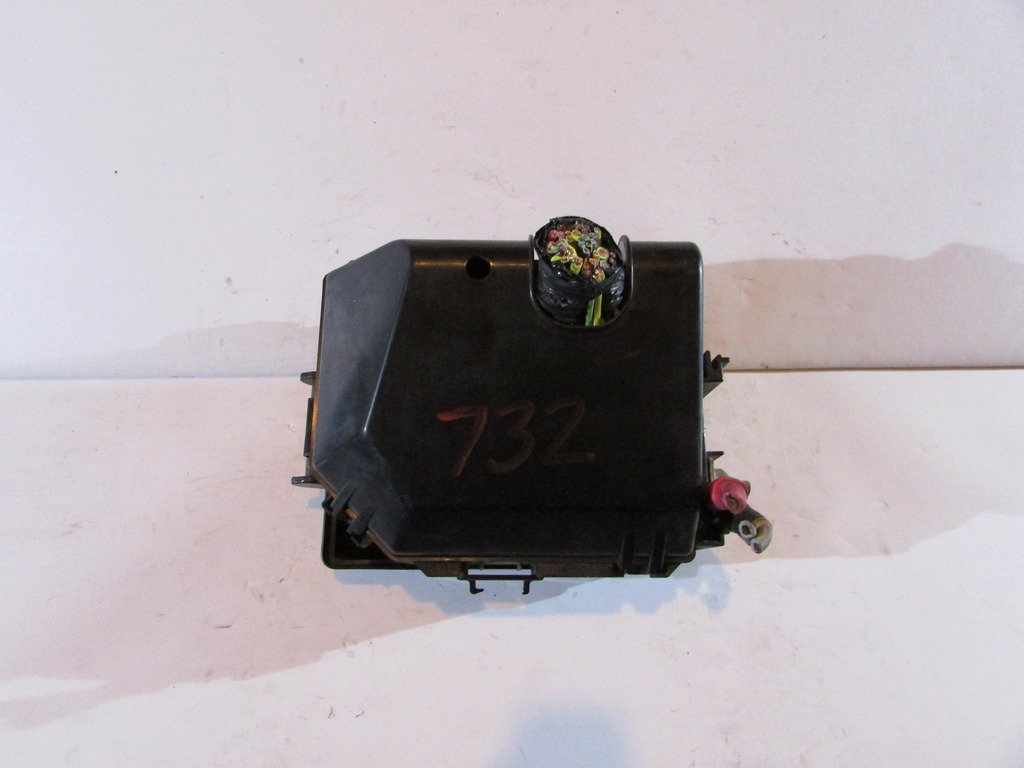 99 04 Ford Mustang Relay Fuse Box Block Panel Warranty Excursion For Sale 732 Automotive