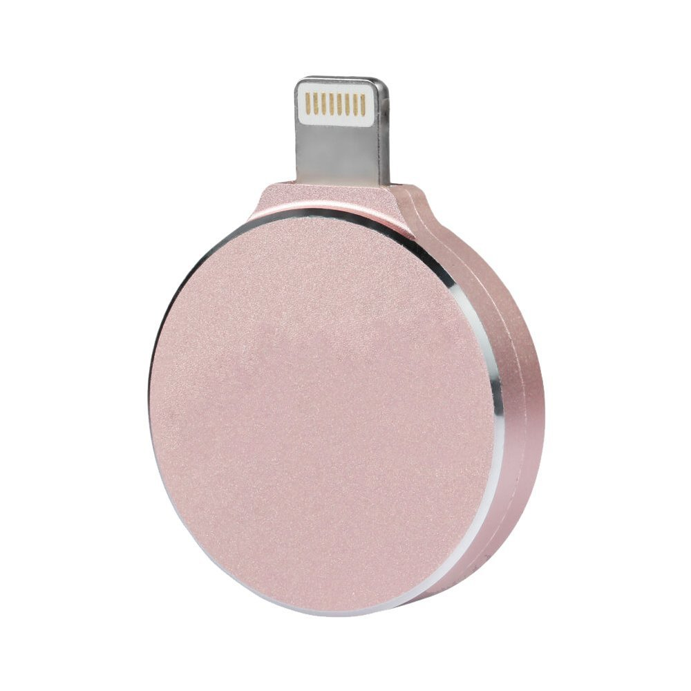 Ll Trader Storage Flash Drive With Triple Plug For Iphone 5 6 Sunhide Ring Gold Size 40 Ipad Mini Air Android Phone Mac Pc 128 Gb L4 Rose Computers