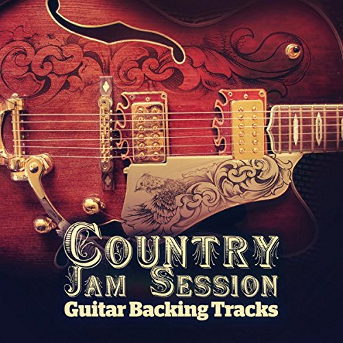 (Country Jam Session: Guitar Backing Tracks - Play Along Track & Practice Track to Learn to Play Country Guitar Dobro Banjo and Improvise with Scales)