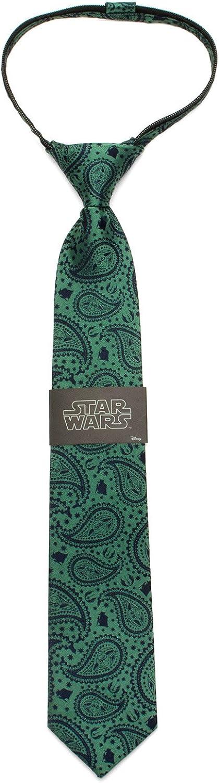 Officially Licensed Star Wars Rebel Favorites Boys Zipper Tie