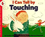 I Can Tell by Touching, Carolyn B. Otto, 0064451259