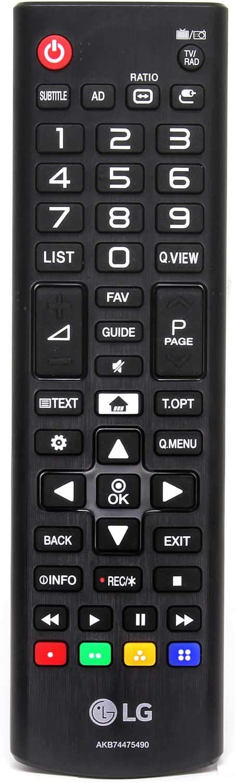 Genuino AKB74475490 Control Remoto para LG 32LH510B 32LH510U ...
