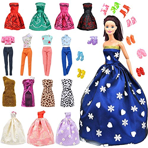 Barbie Doll outfit sets