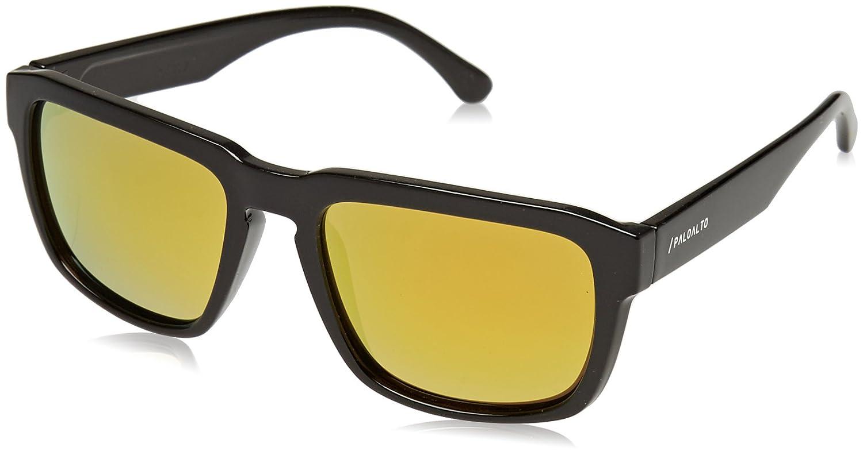Paloalto Sunglasses P30.7 Lunette de Soleil Mixte Adulte, Noir
