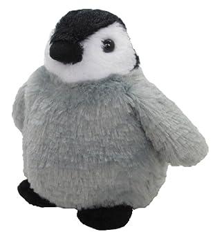 シルスタイル 皇帝ペンギンの赤ちゃん ぬいぐるみ 高さ12cm