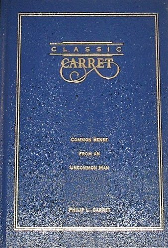 Classic Carret: Common sense from an uncommon man