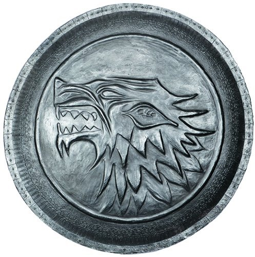 Game of Thrones Stark Shield Pin (Game Of Thrones King)
