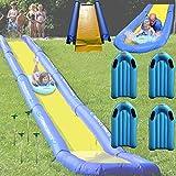 Turbo Chute Water Slide Backyard Package