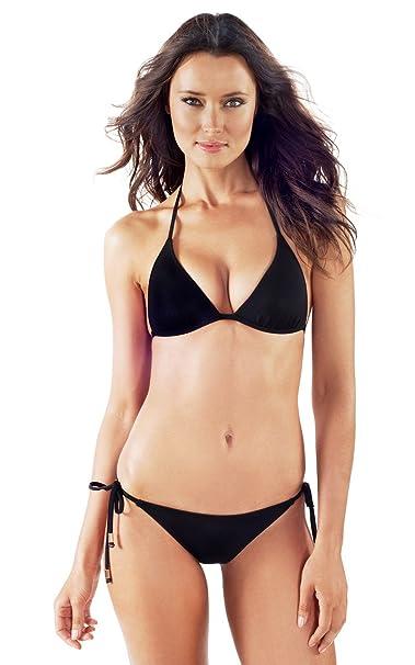 Swim Top String Bikini Envy Voda Up Women's Push 8wOXn0Pk