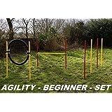 AGILITY-BEGINNER-SET ROT / GELB