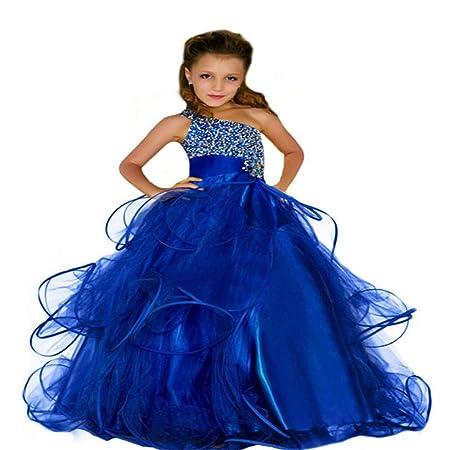 Vestido de la falda de baile de los niños niñas Fiesta de ...