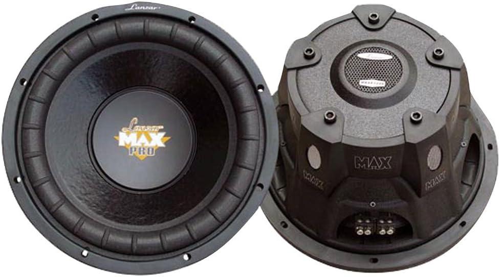 LANZAR MAXP64 MAX PRO Small Enclosure 4/_ SUBWOOFER 6.5; 600W