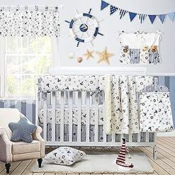 61PMIgO5DoL._SS247_ Anchor Crib Bedding Sets and Anchor Nursery Bedding