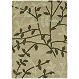 Safavieh Soho Collection SOH733A Handmade Green and Multi Premium Wool Area Rug (2′ x 3′) Review