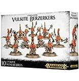 Games Workshop Warhammer Fyreslayers Vulkite Berzerkers
