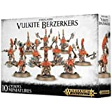 Games Workshop Warhammer Fyreslayers Vulkite Berzerkers