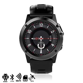 TEKKIWEAR. DMX121BK. Smartwatch Phone H1 Dual Core ...