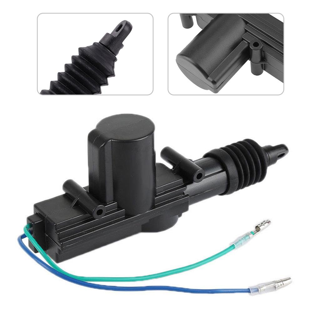 motor de accionamiento central de la puerta Asiproper Sistema de bloqueo autom/ático de 12 V con un arma