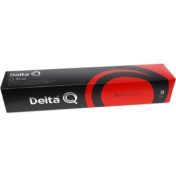 Delta Q9 - Cápsulas de café de carácter - 10 cápsulas: Amazon.es ...