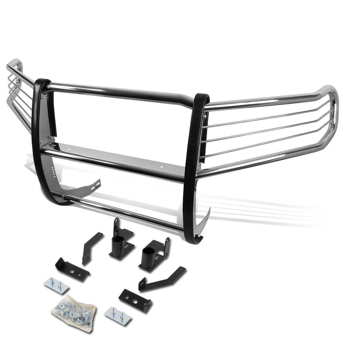 For Honda Pilot YF3//YF4 Front Bumper Protector Brush Grille Guard Black