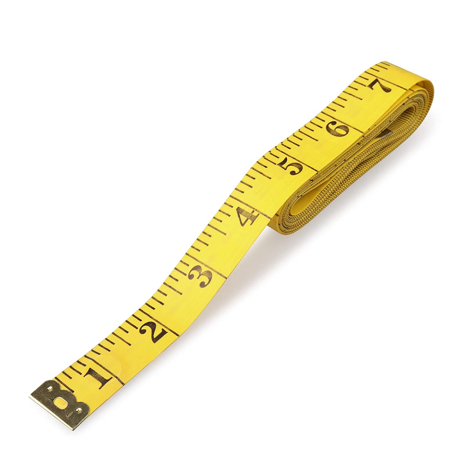 Ehdis 120 Inch 3 Meter Soft Tape Measure with Magnetic Tip Flexible Magnetic Measure Tape for Auto Vinyl Wrap Measuring Tailor Sewing