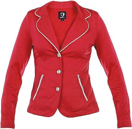 attrayant et durable marques reconnues mode de premier ordre HORKA Veste d'équitation pour femme Marron: Amazon.fr ...
