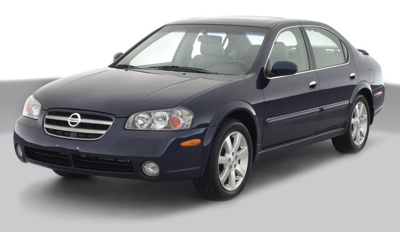 Amazon 2002 nissan maxima reviews images and specs vehicles 2002 nissan maxima gle 4 door sedan automatic transmission vanachro Images