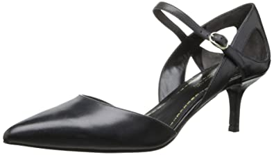 9f33088150 Image Unavailable. Image not available for. Color: Enzo Angiolini Galan  Women's Heels (5.5, Black)