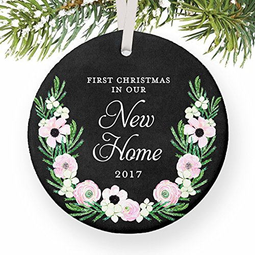 New Home Keepsake Gifts 2018, First Christmas In Our New ...