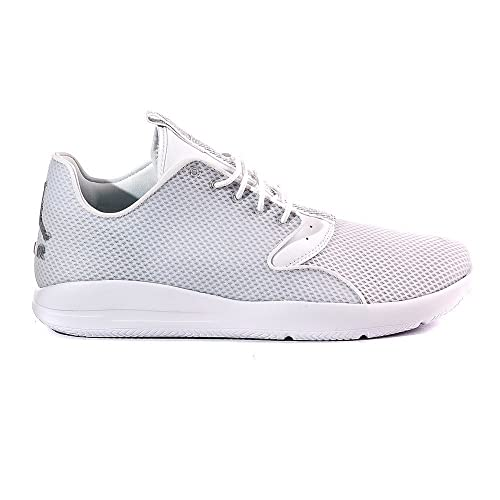 new arrivals 73616 3a6d9 Nike Air Jordan Eclipse Synthetic - 724369100 - Color Grey-White - Size:  16.0